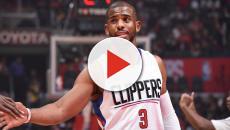 Chris Paul guía a los Rockets para llegar al vestuario de los Clippers