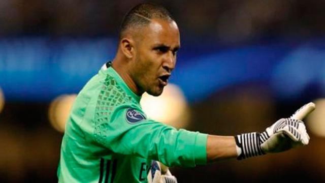 La Juventus pretende fichar nuevo arquero y le cierra las puertas a Keylor Navas