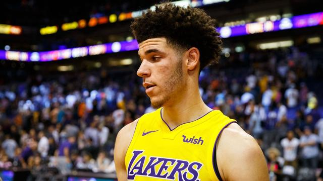 Novatos de la NBA: ¿Lonzo Ball es un fracaso?