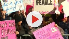 Scarlett Johansson, Mila Kunis join Women's March for #MeToo