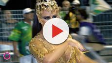 Assista? sem calcinha? Viviane Araújo arrasa para o carnaval