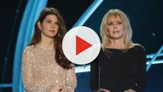 Rosanna Arquette, Marisa Tomei thank brave women at SAG Awards
