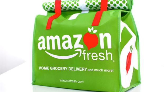 Amazon's automated grocery store will launch Monday