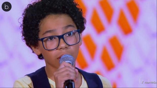 Assista: 'Dollynho' mostra seu talento, se apresenta no 'The Voice'
