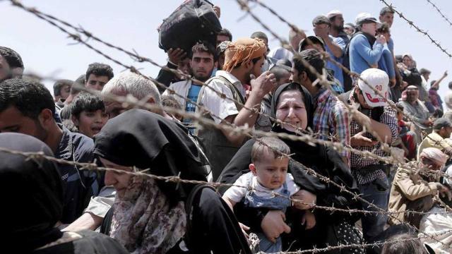 Turquía inicia incursión terrestre en Afrin controlada por los kurdos en Siria