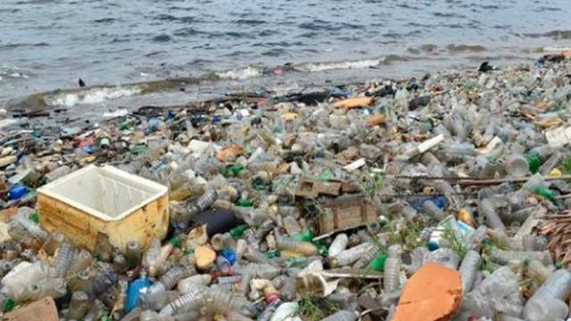 La Primera Ministro del Reino Unido trabaja para acabar con la basura plástica