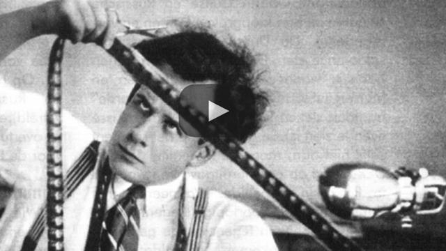 Google celebra el nacimiento de Serguéi Eisenstein