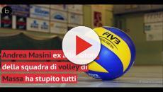 Allenatore di volley esonerato torna in campo da giocatore