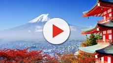 Videos: vulcão entra em erupção no Japão e mata esquiador
