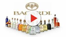 The number one rum, Bacardi, to buy the number one Tequila, Patrón