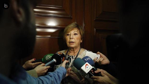 Recordamos el sueldo público de Celia Villalobos