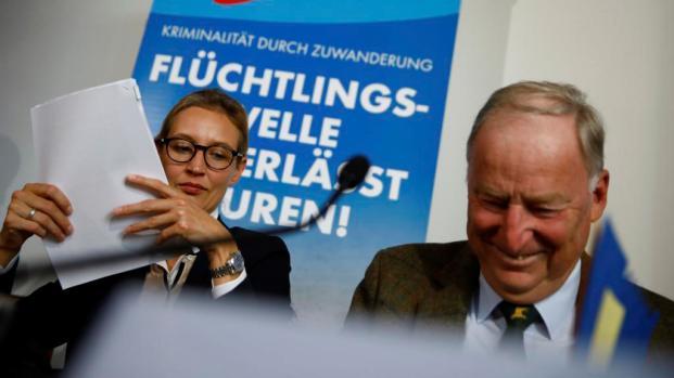 VIDEO: Ya es oficial: la extrema derecha ejercerá la oposición en Alemania