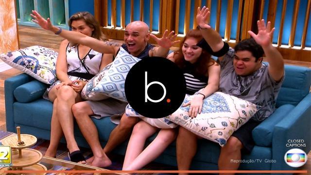 Video: cenas entre pai e filha no BBB 18 geram polêmica nas redes sociais