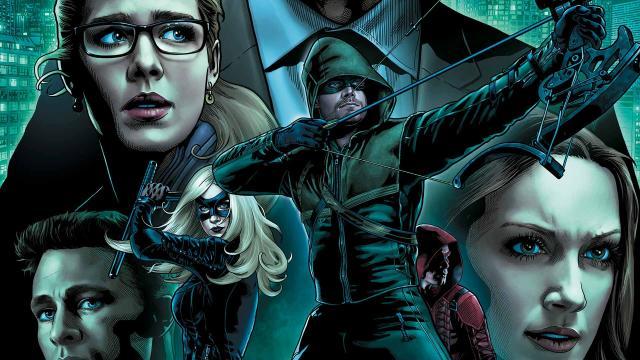 'Arrow' temporada 6 episodio 11 spoiler:'Nos caemos'
