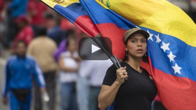 Presidente Trump anuncia nuevas acciones contra Venezuela