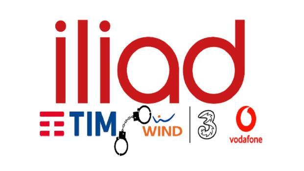 Iliad, ecco chi è il nuovo operatore che sfiderà Tim, Vodafone, Wind e Tre