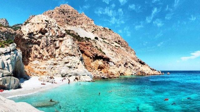 Vídeo: A ilha grega que guarda o mistério da 'fonte da juventude'.