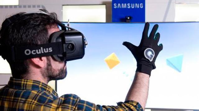 Nueva piel electrónica te permite manipular objetos virtuales