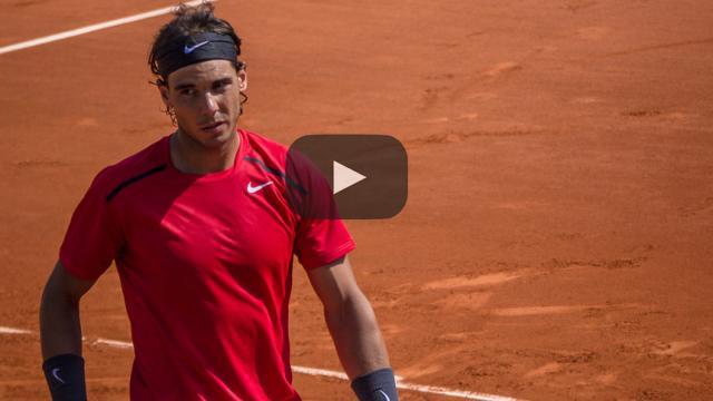 Tenis: Rafa Nadal: