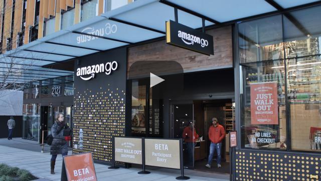 ¡Increíble! Amazon abrió su primera tienda sin cajeros