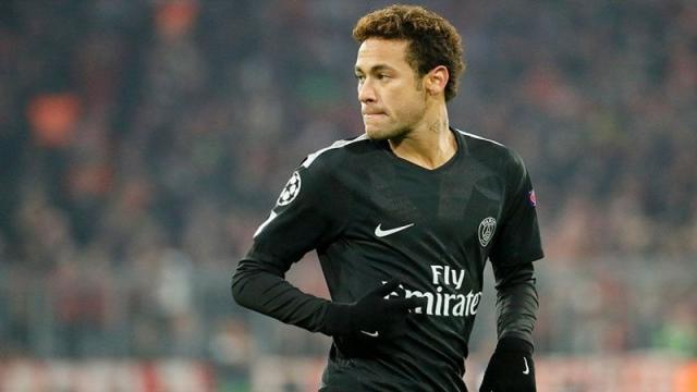 Los jefes del PSG se preocupan por la situación de Neymar