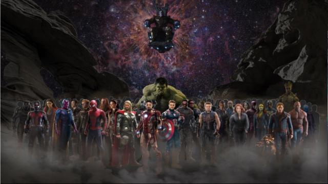 ¿Qué personajes de superhéroes aparecerán en 'Avengers: Infinity War?'