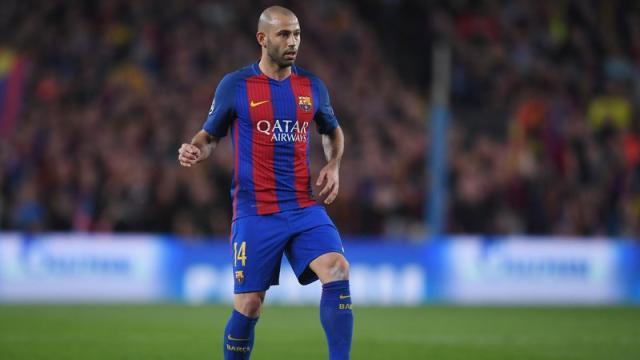 Mascherano: el Barcelona confirma que el argentino abandonará el Camp Nou