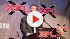 Vince McMahon announces that the XFL will return in 2020