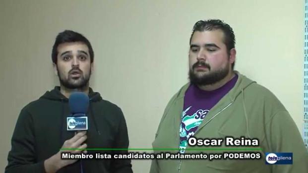 La banda ETA no es terrorista según Óscar Reina