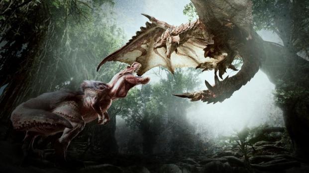 Monster Hunter World è un sogno che diventa realtà