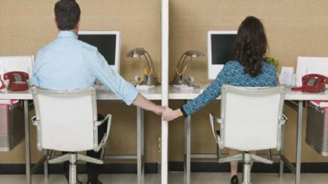 Romances en el lugar de trabajo