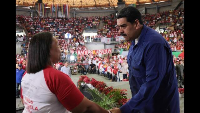 Maduro se lanzará a la reelección