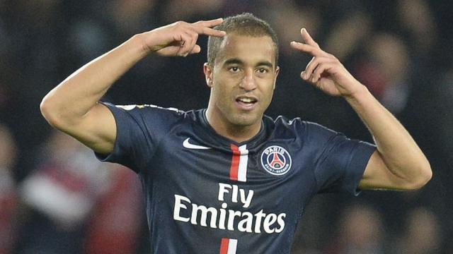 Lucas Moura y su estatus en el París Saint-Germain, y las ofertas de fichaje