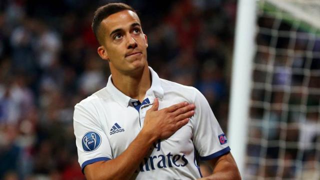 Estrella del Real Madrid Lucas explota después de la derrota de Leganés