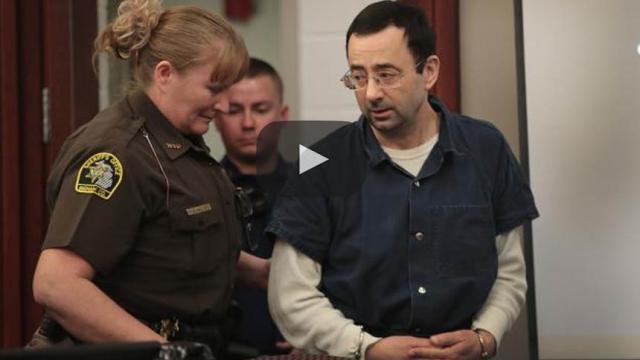 Las víctima de Larry Nassar lo llama el 'monstruo más aterrador' de todos