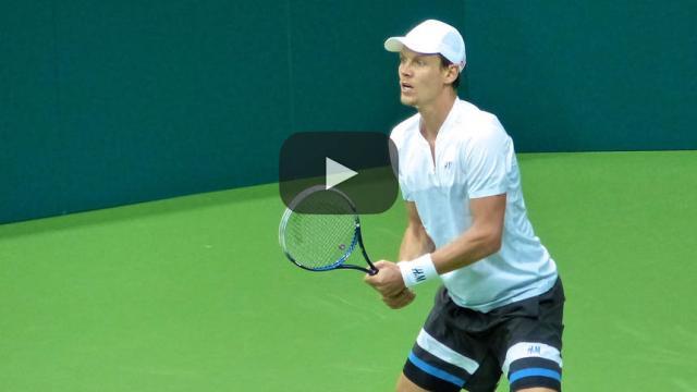 Abierto de Australia: Federer vence a Tomas Berdych para llegar a semis