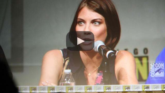Por qué Maggie comenzó a matar gente en 'The Walking Dead', según Lauren Cohan