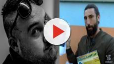 Rap, Nerone ironizza sull'inviato di Striscia: 'Infame'