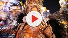 Vídeo: musas saem no tapa durante ensaio da Gaviões