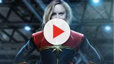 Brie Larson's Captain Marvel unveiled