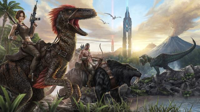 'ARK': Dino TLC Fase 1, el próximo mes... Criaturas que obtienen ventajas