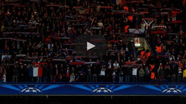 Gran demanda del juego Real Madrid contra el PSG