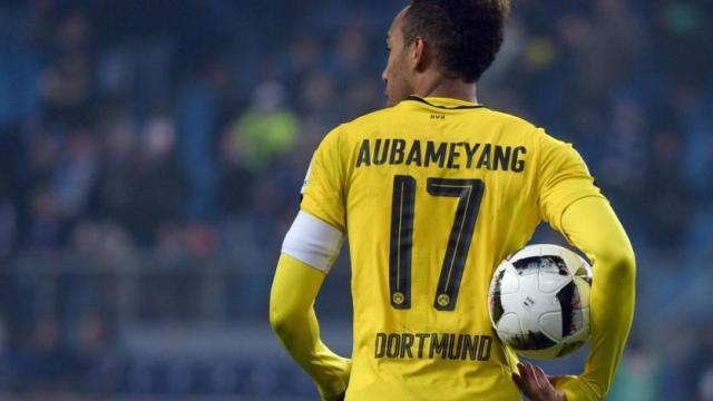 Arsenal aumenta oferta por Aubameyang después de la segunda negociación