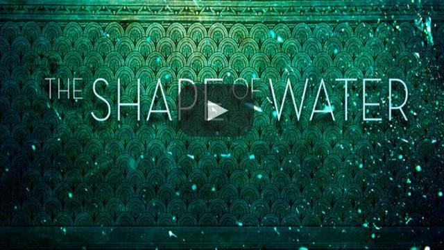 The Shape of Water es una obra maestra de ensueño