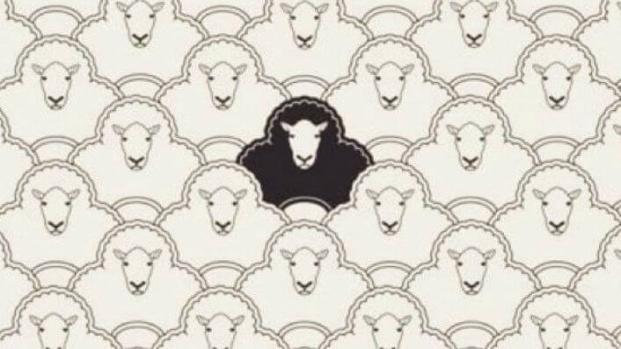 ¿Eres la oveja negra de tu familia?