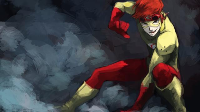 Kid Flash se une a la serie de televisión Legends of Tomorrow