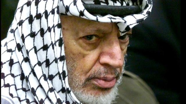 Israel tenía planes de derribar un avión de pasajeros para matar a Arafat