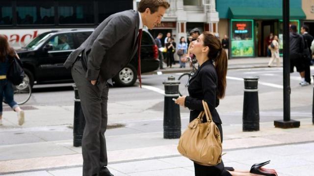 Tal vez deberías casarte y materializar tu relación