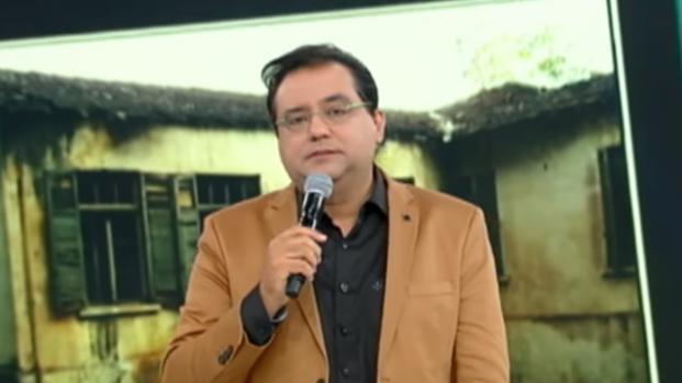 Assista: Geraldo Luís perde o controle e faz barraco em seu programa