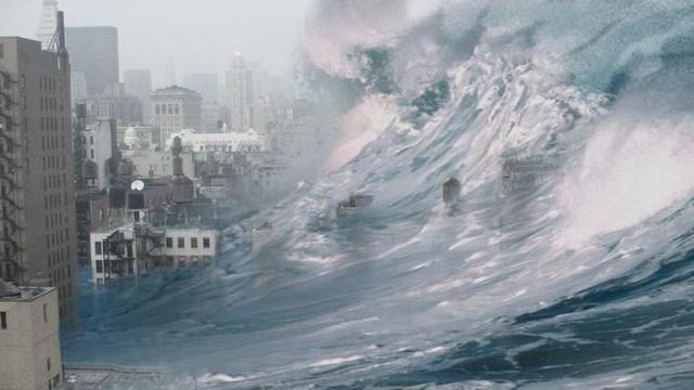 La costa oeste de EE. UU. Estaba bajo amenaza de tsunami